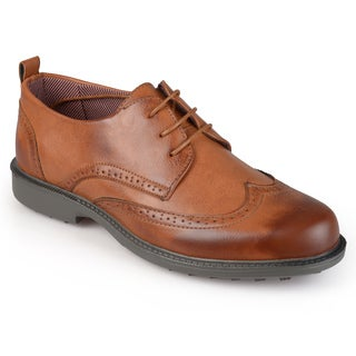Boston Traveler Men's Lace-up Oxford Shoes
