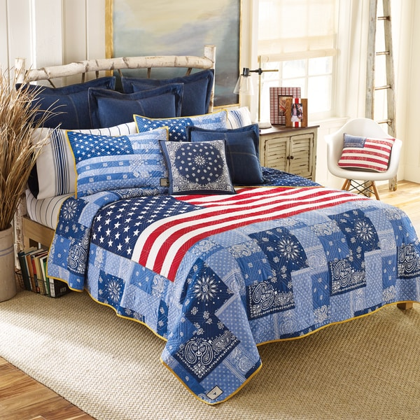 Tommy Hilfiger Patriot Quilt