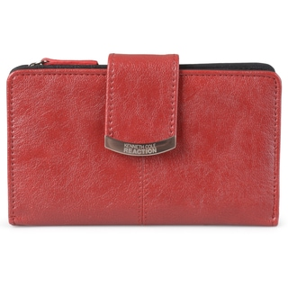 Kenneth Cole Reaction Women's Tab Indexer Clutch Wallet