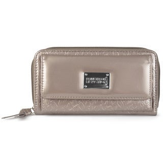 Kenneth Cole Reaction Women's Embossed Clutch Wallet