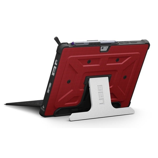 Urban Armor Gear Case for Microsoft Surface 3 - Red/Black
