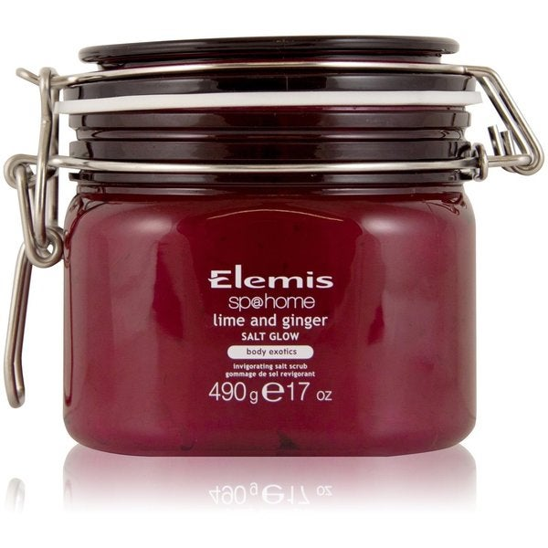 Elemis Lime and Ginger 13.8-ounce Salt Glow