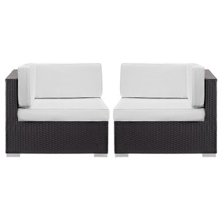 Gather Outdoor Patio Corner Sectional (Set of 2)