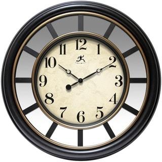 Infinity Instruments Copenhagen 22-inch Round Clock
