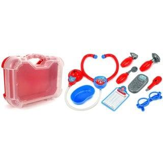 Velocity Toys My 1st Doctor Case Toy Doctor Nurse Set