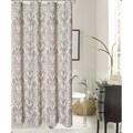 LaVista Damask Polyester Shower Curtain