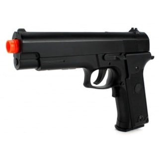 2024b Electric Blowback Airsoft Pistol Full Auto Special Ops Fps-180 Aep