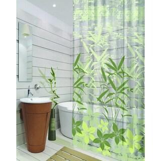 Nature Plastic 13-piece Shower Curtain Set