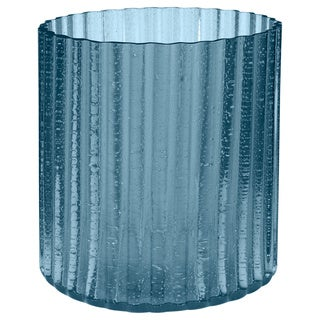 Dimond Home Small Marine Fizz Fluted Votive
