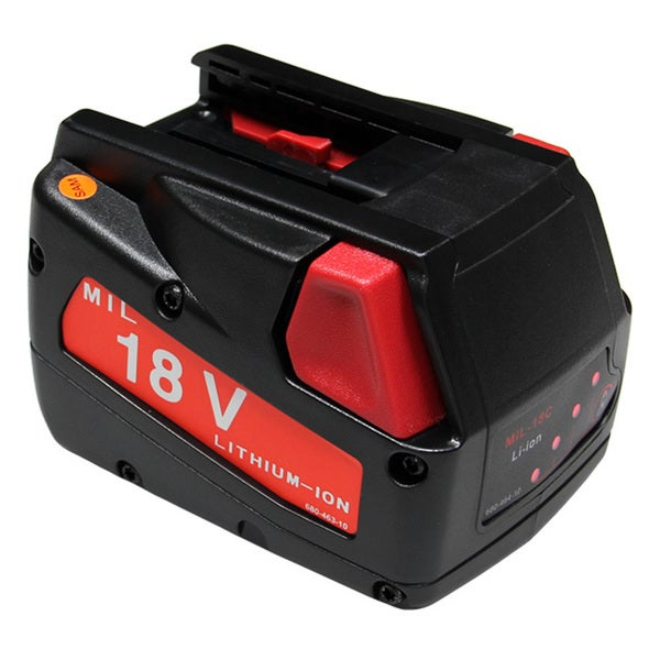MaximalPower V18 18-volt Power Tool Battery 48-11-1830 0824-24 2000mAh Li-ion