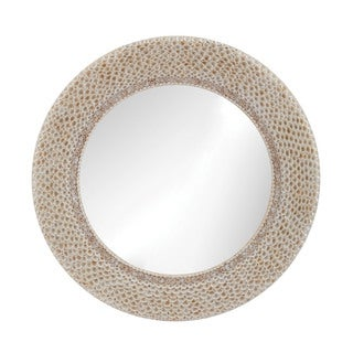 Dimond Home Ribbed Ring Shell Mirror