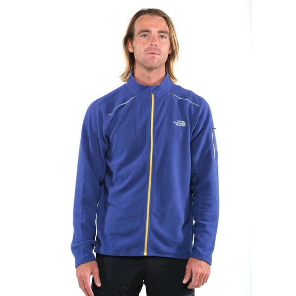The North Face Mandolin Blue Men's TKA 80 Full Zip