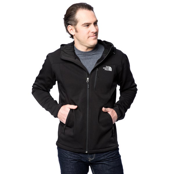 The North Face TNF Black Men's Momentum Hoodie