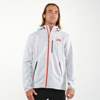 The North Face High Rise Grey Men's Momentum Hoodie