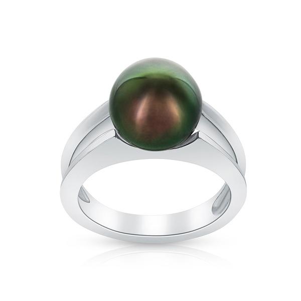 Tahitian South Sea Pearl Ring (10mm)
