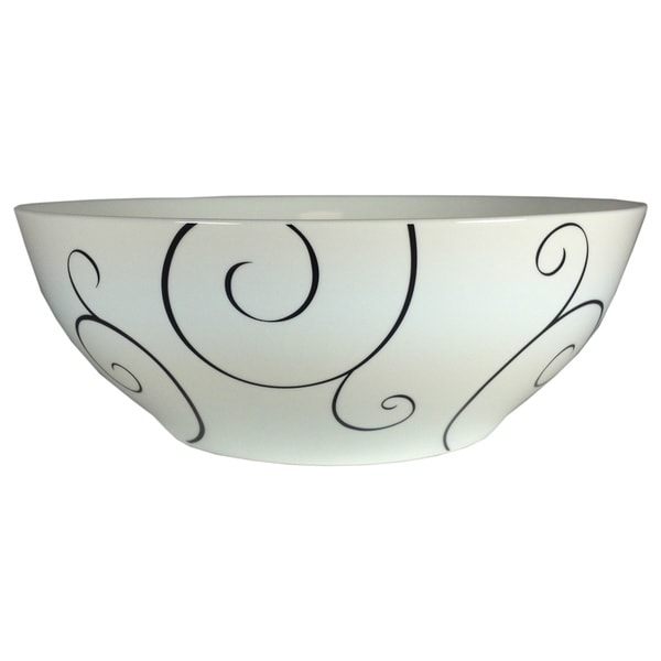 Panache 10-inch Large Salad Bowl