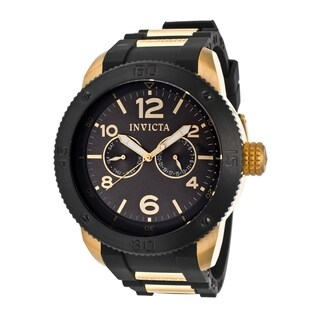 Invicta Men's Specialty Large Multifunction Rubber Watch