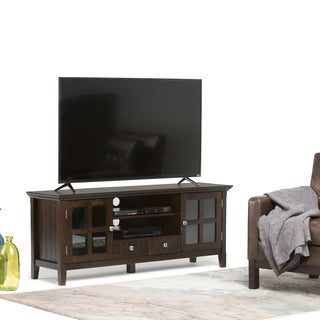 Wydenhall Normandy 60-inch Tobacco Brown TV Media Stand