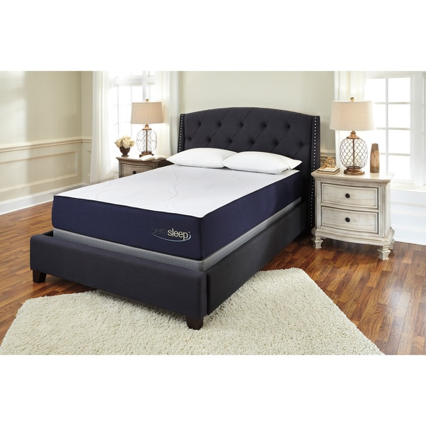Sierra Sleep by Ashley 11-inch King-size Gel Memory Foam Mattress