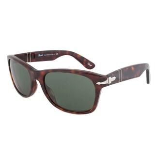 Persol Men's PO2953S Plastic Square Sunglasses
