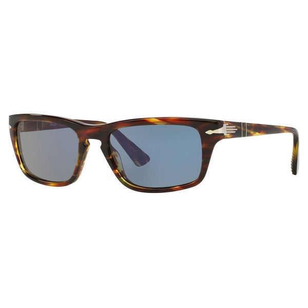 Persol PO3074S Plastic Rectangle Sunglasses