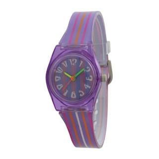 Olivia Pratt Kids' Colorful Translucent Watches