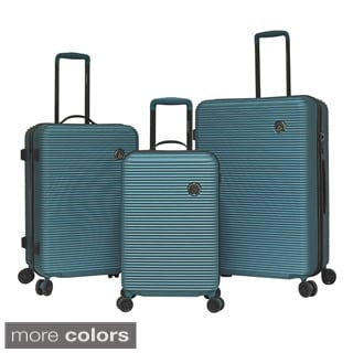 Shanghai 3-piece Hardside Expandable Spinner Luggage Set