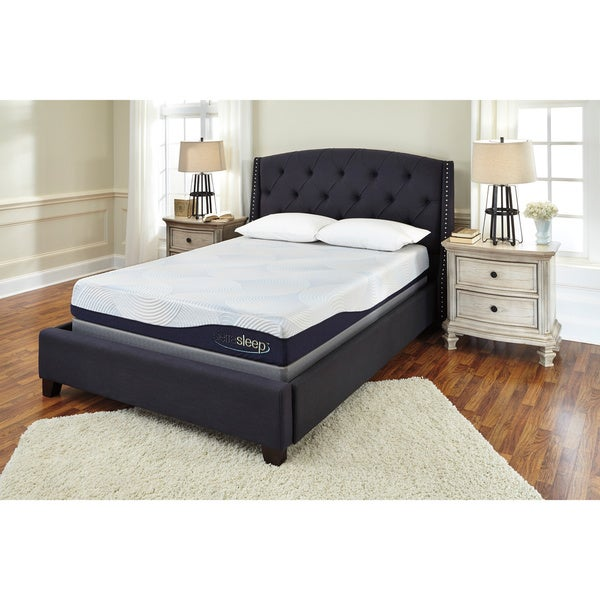 Sierra Sleep by Ashley 9-inch Queen-size Gel Memory Foam Mattress