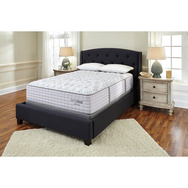 Sierra Sleep by Ashley Mt Dana Firm Queen-size Mattress