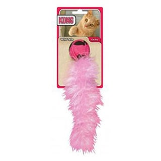 Kong Pink Wild Tails Cat Toy