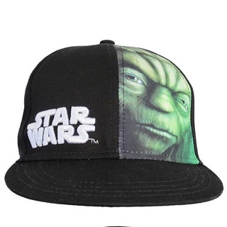 Star Wars Yoda Kids Baseball Cap