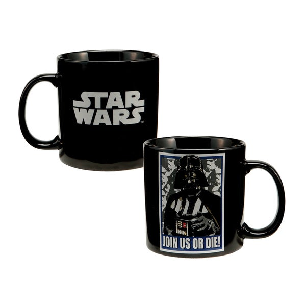 Star Wars Darth Vader 20-ounce Ceramic Mug