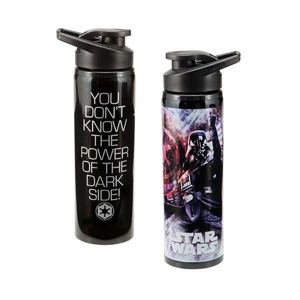 Star Wars Darth Vader 24-ounce Stainless Steel Water Bottle