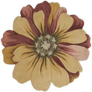 Nourison Bloom Multicolor Rug (6' x 6')