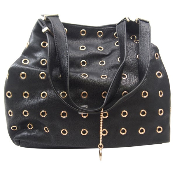 Big Buddha Kesha Tote Bag - Black