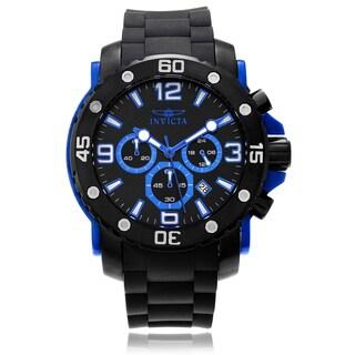 Invicta Men's Chronograph 18169 'Pro Diver' Strap Watch