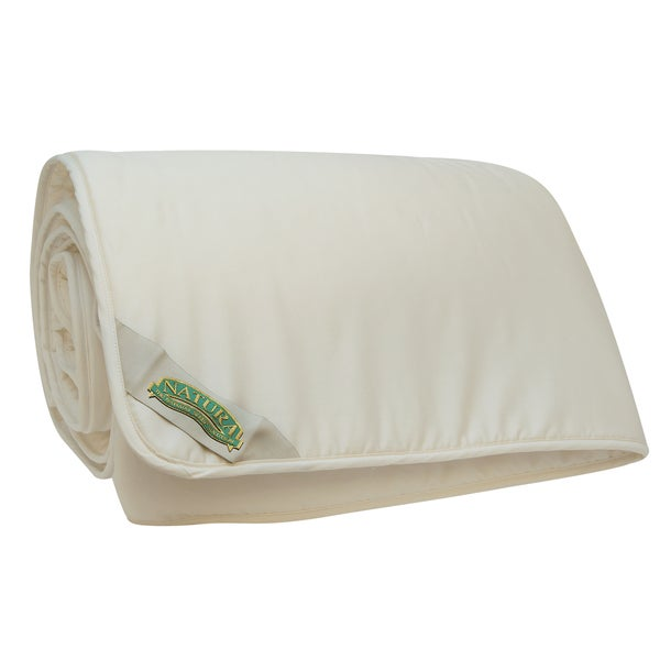 Certified Luxury Organic Wool Comforter