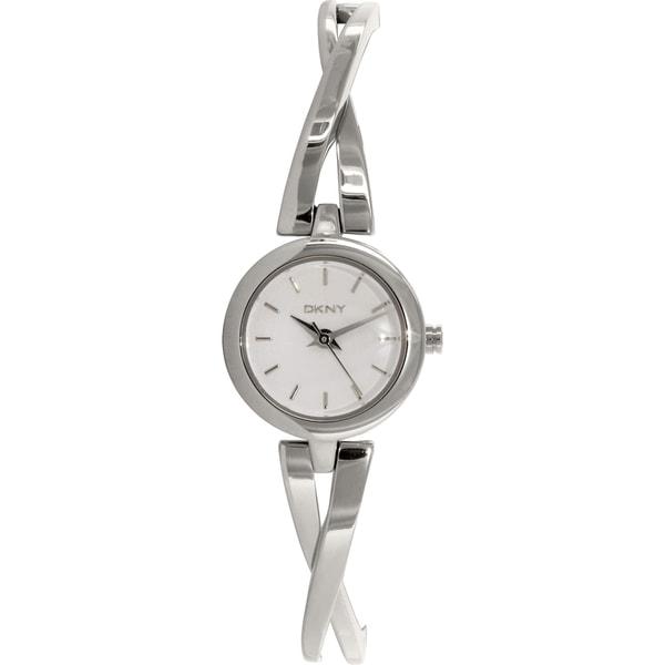 Dkny Women's Crosswalk NY2169 Silver Stainless-Steel Quartz Watch