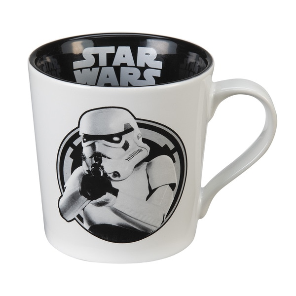 Star Wars 12-ounce Stormtrooper Ceramic Mug