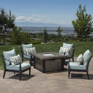 RST Brands Astoria 5-piece Fire Chat Set