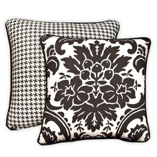 Rose Tree Symphony Medallion Pillow (Set of 2)