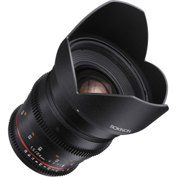 Rokinon 24mm T1.5 Cine DS Lens for Sony E-Mount
