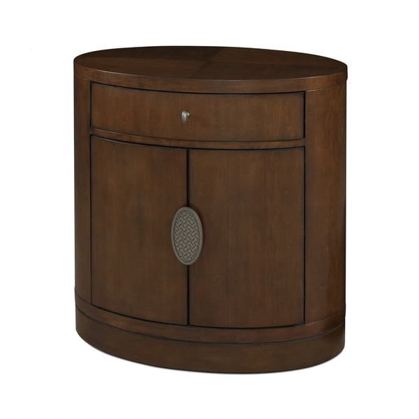 Somerton Dwelling Claire de Lune Door Nightstand