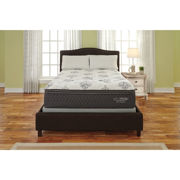 Sierra Sleep by Ashley Mt Rogers King-size Pillowtop Mattress