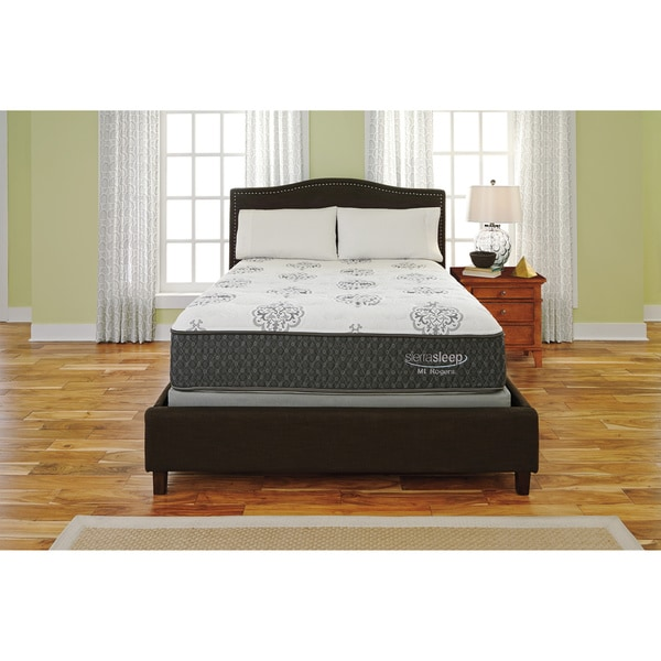 Sierra Sleep by Ashley Mt Rogers Firm Queen-size Mattress
