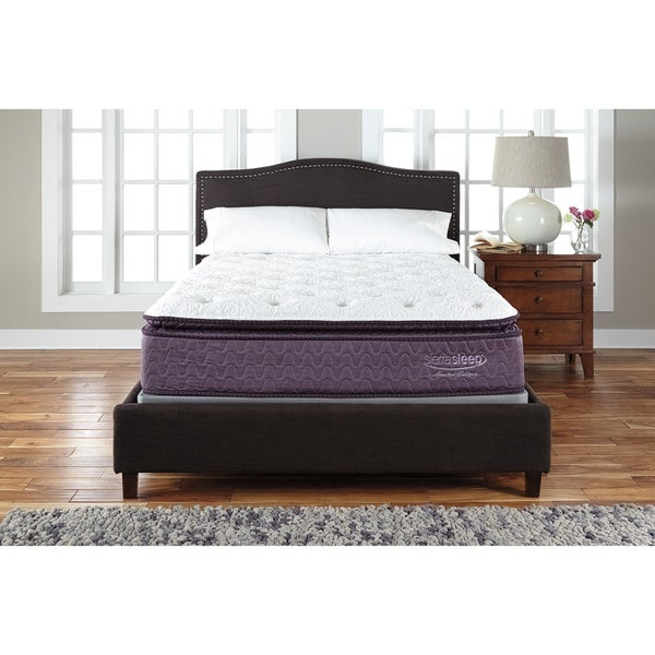 Sierra Sleep by Ashley Limited Edition Plush Top Full-size Mattress