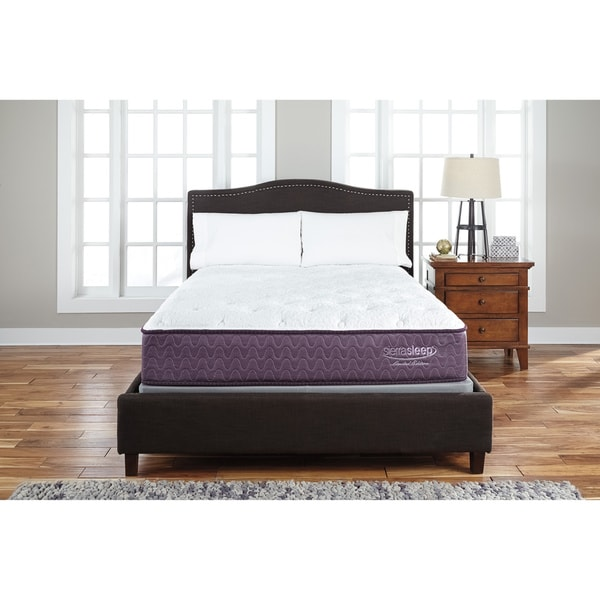 Sierra Sleep by Ashley Limited Edition Plush Twin-size Mattress