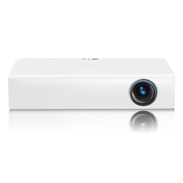 LG PB63U Portable LED Projector with Built-in Digital TV Tuner (Refurbished)