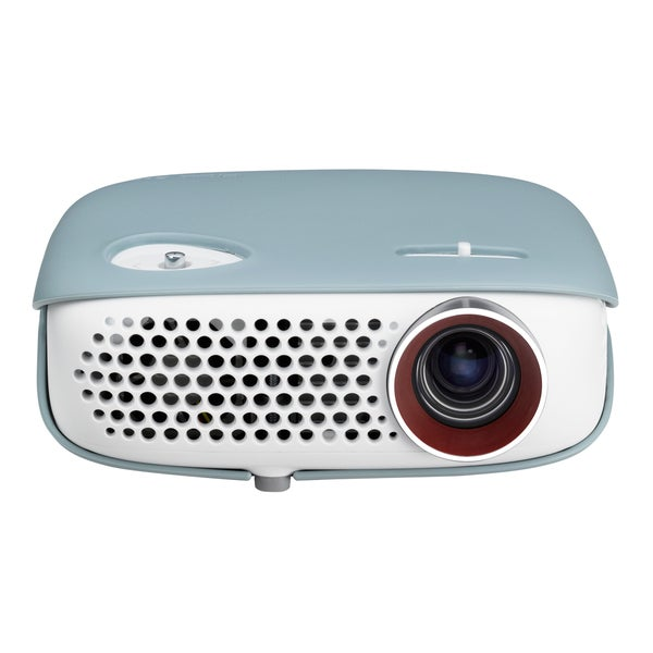 LG PW800 Compact Pebble Design Smart Minibeam Projector (Refurbished)