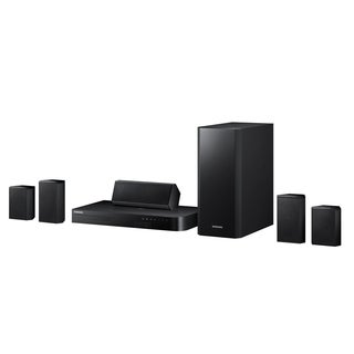 Samsung HT-H5500W 5.1-channel 3D Blu-Ray Smart Wi-Fi Home Theater System (Refurbished)